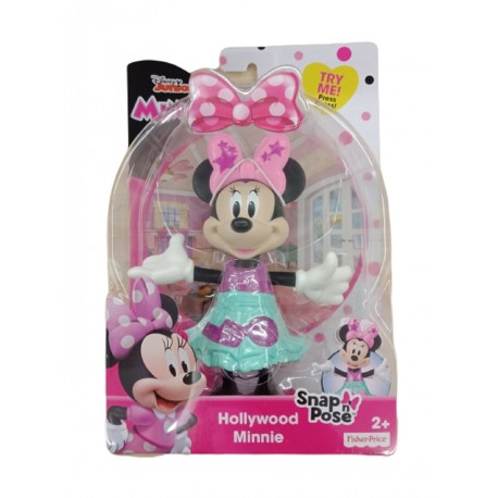 Fisher Price Disney Minnie Mouse - Hollywood Minnie