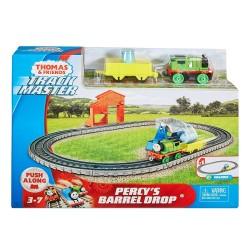 Thomas & Friends TrackMaster Percy's Barrel Drop