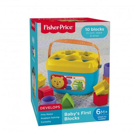 Fisher- Price Baby's First Blocks (6+ Months)