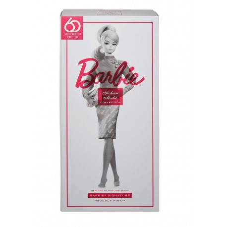 Barbie Proudly Pink Doll