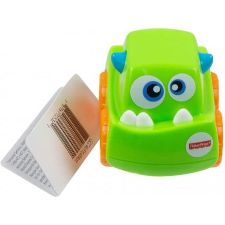 Fisher-Price Mini Monster Truck Green