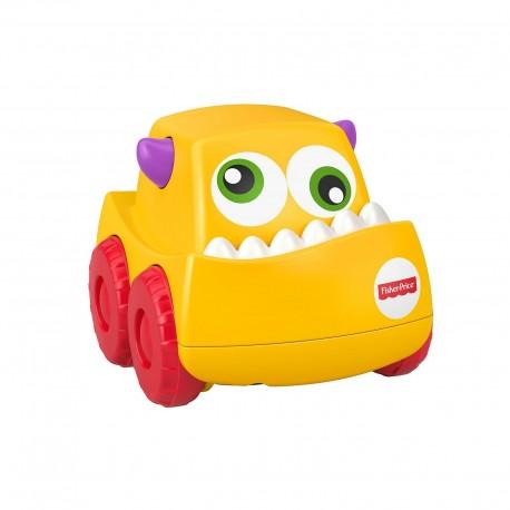 Fisher-Price Mini Monster Truck Yellow