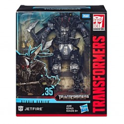 Transformers Toys Studio Series 35 Leader Class Revenge Of The Fallen Movie Jetfire Action Figure