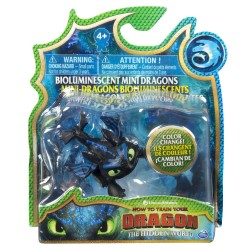 How to Train Your Dragon 3 Bioluminescent Mini Dragons - Toothless