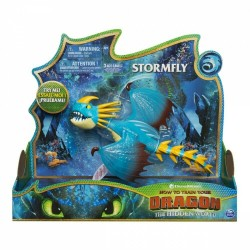 How to Train Your Dragon 3 Deluxe Dragon - Stormfly