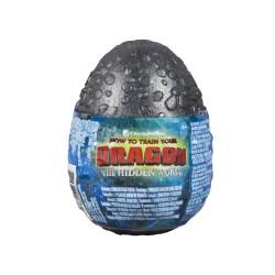 HTTYD 3 Plush Dragon Eggs - Black