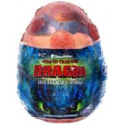 How to Train Your Dragon 3 Plush Dragon Eggs - Peach