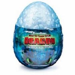 HTTYD 3 Plush Dragon Eggs - Blue