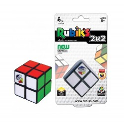 Rubik's 2x2 Cube - Tiles Version