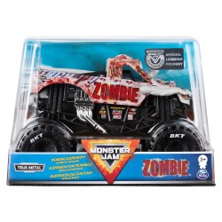 Monster Jam 1:24 Collector Die Cast Trucks - Zombie