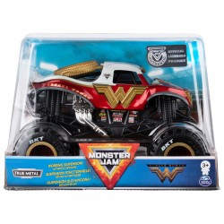 Monster Jam 1:24 Collector Die Cast Trucks - Wonder Woman