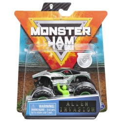 Monster Jam 1:64 Single Pack - Alien Invasion