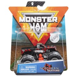 Monster Jam 1:64 Single Pack - Northen Nightmare