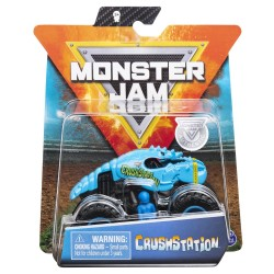 Monster Jam 1:64 Single Pack - Crush Station