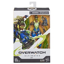 Overwatch Ultimates Series Lucio Collectible Action Figure