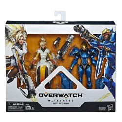 Overwatch Ultimates Series Pharah and Mercy Dual Pack Collectible Action Figures