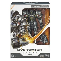 Overwatch Ultimates Series Reinhardt Collectible Action Figure