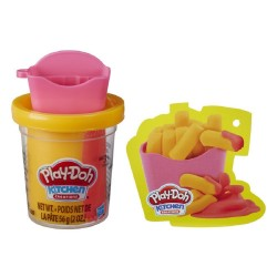 Play Doh Mini Creations French Fry Set