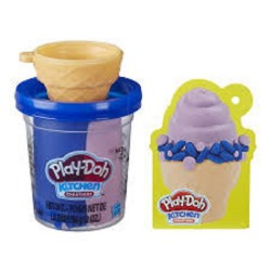 Play Doh Mini Creations Ice Cream Cone Set