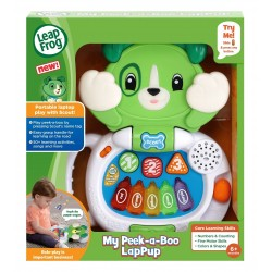 LeapFrog My Peek-a-Boo LapPup - Scout (6-24 Months)