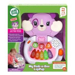 LeapFrog My Peek-a-Boo LapPup - Violet (6-24 Months)