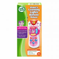 LeapFrog Violet's Learning Lights Remote Deluxe (6+ Months)