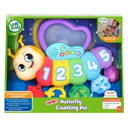 LeapFrog Butterfly Counting Pal (1-24 Months)