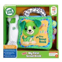 LeapFrog My First Scout Book (3-24 Months)