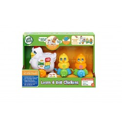 LeapFrog Learn & Roll Chickens (1-3 Years)