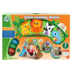 LeapFrog Safari Learning Station (6-36 Months)
