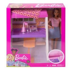 Barbie Loft Bed Playset