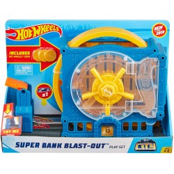 Hot Wheels Super Bank Blast - Out