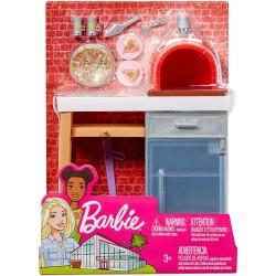 Barbie Brick Oven