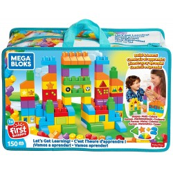 Mega Bloks Let's Get Learning