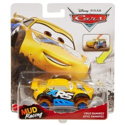 Disney Pixar Cars Xtreme Cruz Ramirez Mud Racing