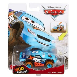Disney Pixar Cars Xtreme Cal Weathers Mud Racing