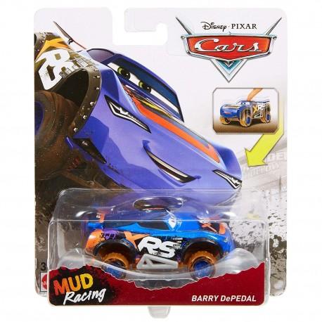 Disney Pixar Cars Xtreme Barry DePedal Mud Racing