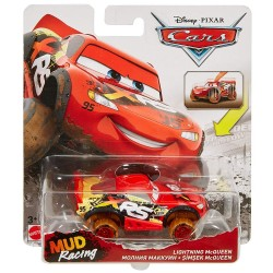 Disney Pixar Cars Xtreme Lighting McQueen Mud Racing