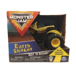 Monster Jam 1:43 Rev N Roar Trucks - Earth Shaker
