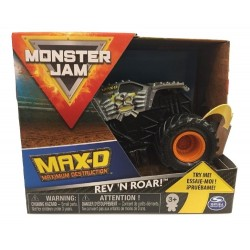 Monster Jam 1:43 Rev N Roar Trucks - Max-D