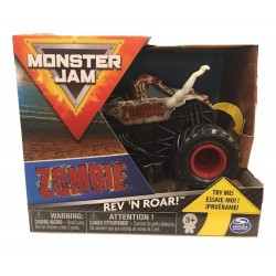 Monster Jam 1:43 Rev N Roar Trucks - Zombie