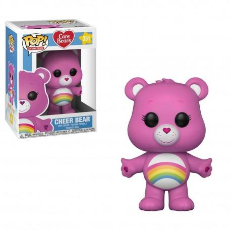 Funko Pop! Animation 351: Care Bears - Cheer Bear