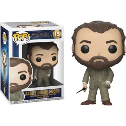 Funko Pop! Movies 15: Fantastic Beasts 2 The Crimes of Grindelwald - Albus Dumbledore