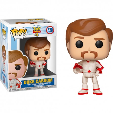 Funko Pop! Disney 529: Toy Story 4 - Duke Caboom