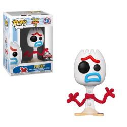 Funko Pop! Disney 534: Toy Story 4 - Forky Sad (Special Edition)