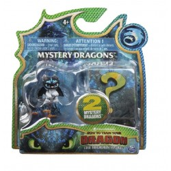 How to Train Your Dragon 3 Mystery Dragons 2 Pack - Night Light