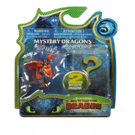 HTTYD 3 Mystery Dragons 2 Pack - Hookfang 2.0