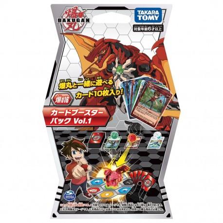 Bakugan Battle Planet 016 Card Booster Pack