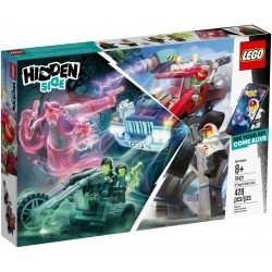 LEGO Hidden Side 70421 El Fuego's Stunt Truck