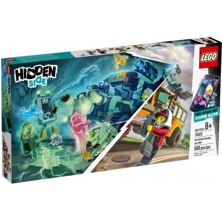 LEGO Hidden Side 70423 Paranormal Intercept